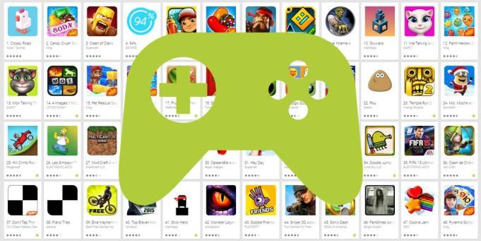 Mejores juegos Android 2016