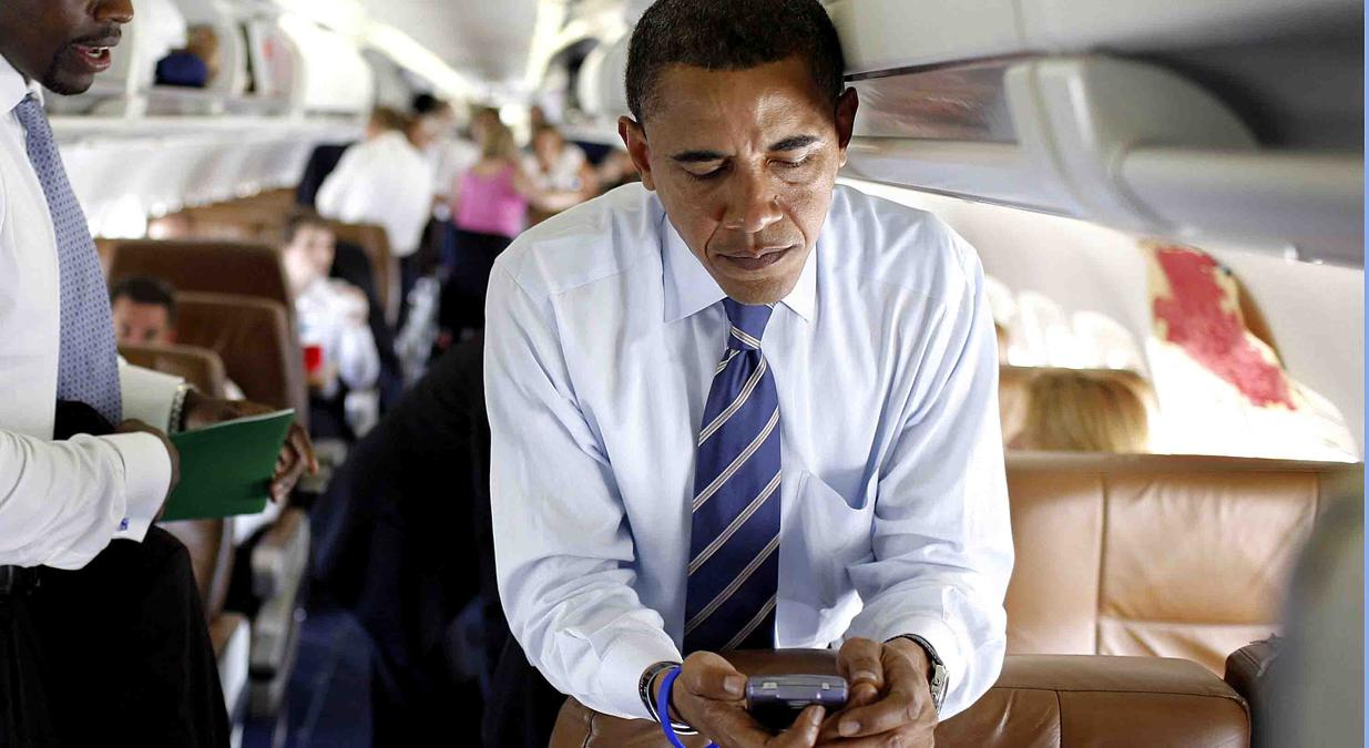 Obama BlackBerry 2