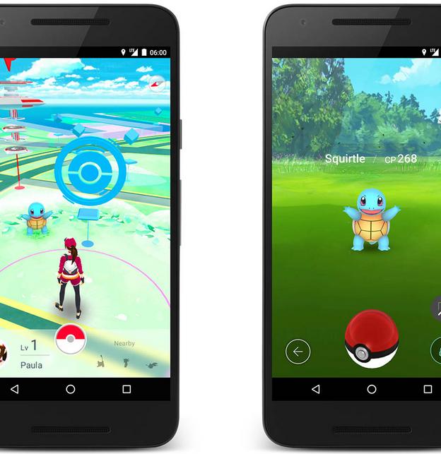 Solucionar problemas de Pokémon Go