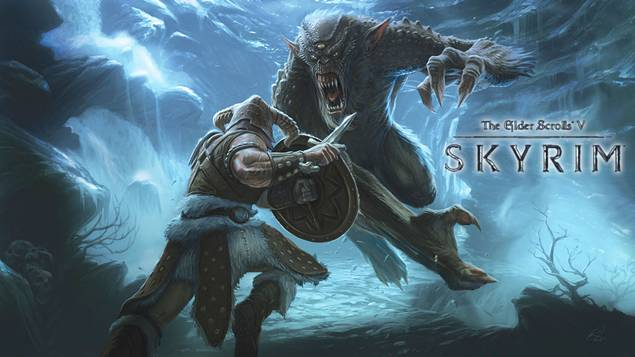 Skyrim Remastered The Elder Scroll 6