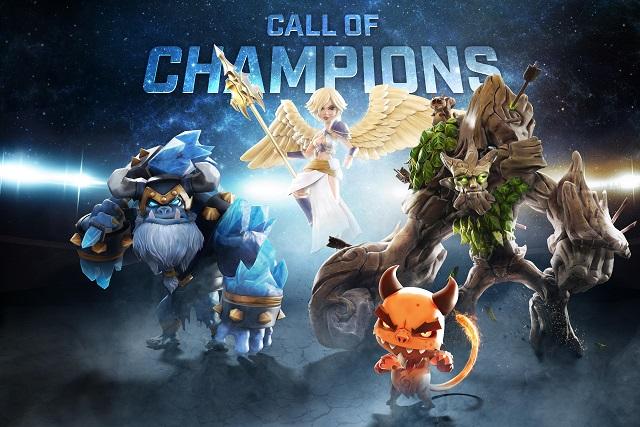 call of champions