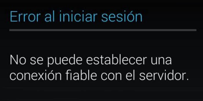 error-iniciar-sesion-android
