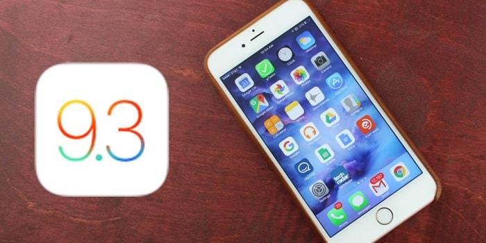 iOS 9.3 Jailbreak