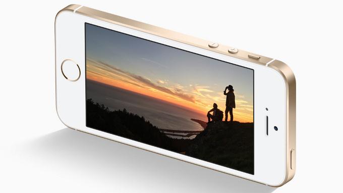 iPhone SE nombre