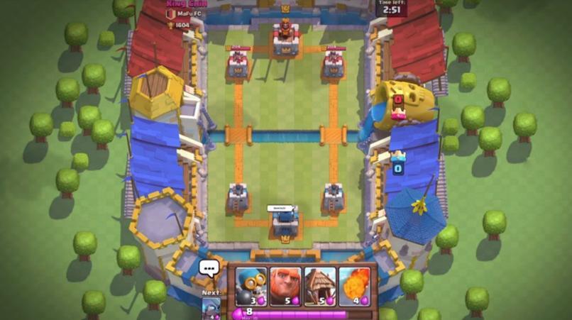 juega clans of clash
