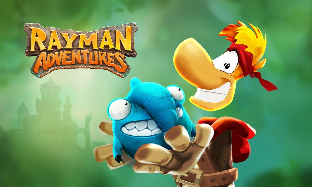 rayman-adventures