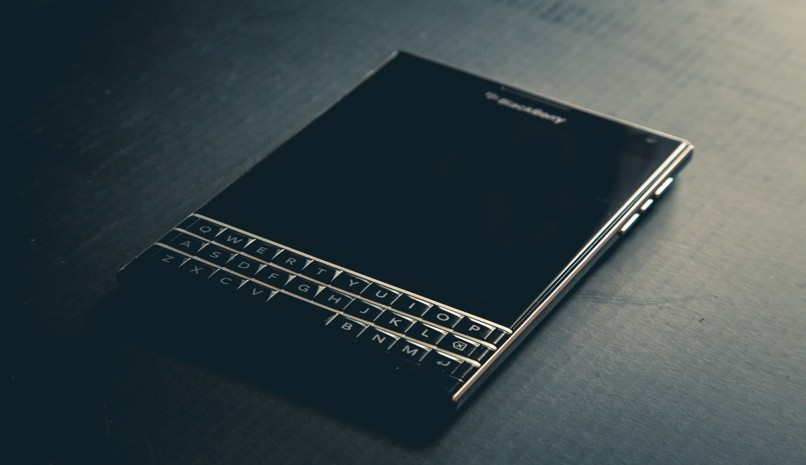 blackberry usado presidente