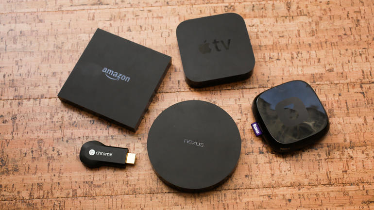 Apple TV 4 vs Chromecast 2