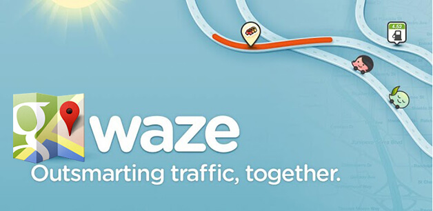 Google Waze vs Google Maps