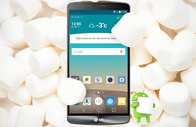 LG Android Marshmallow