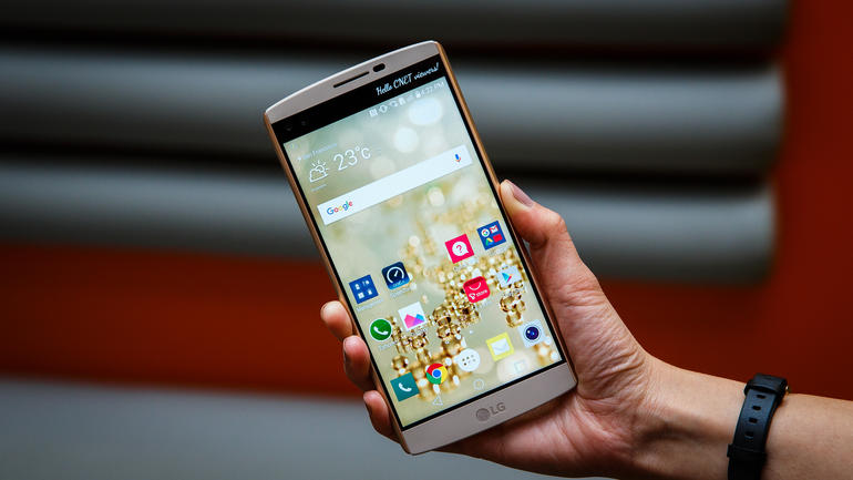 LG V10 vs Samsung Galaxy S7 Edge