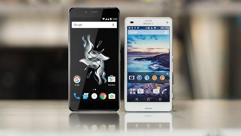 OnePlus 3 vs Sony Xperia X