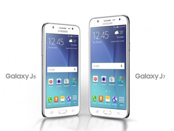 Samsung Galaxy J5 2016 y Galaxy J7 2016 3