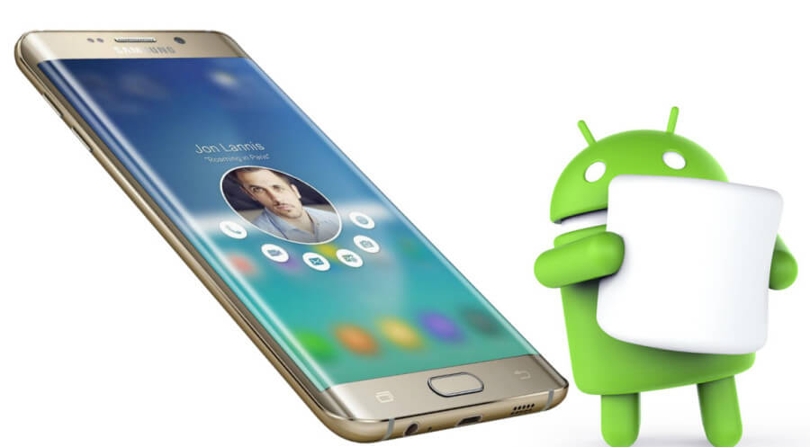 Samsung Galaxy S6 Galaxy Note 5 Android 6.0 Marshmallow