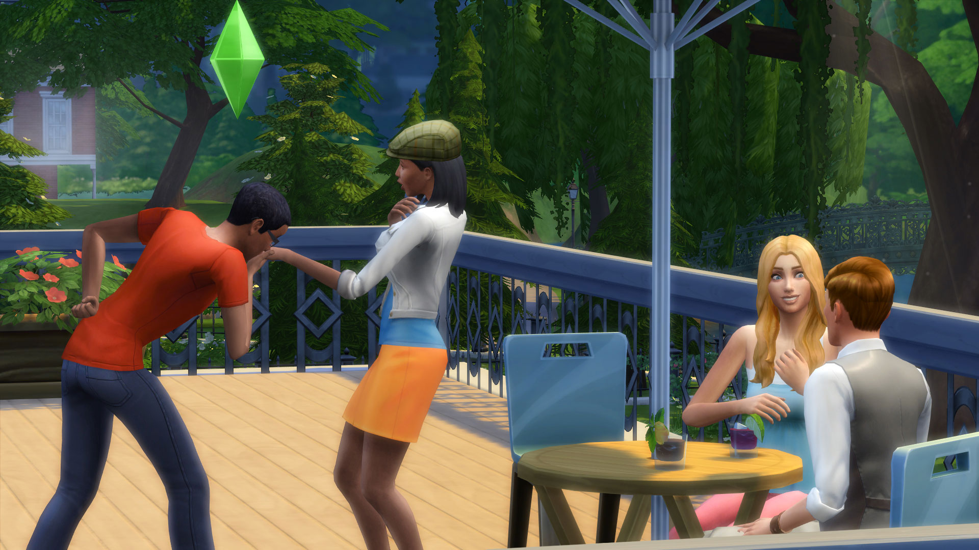 The Sims 4 2