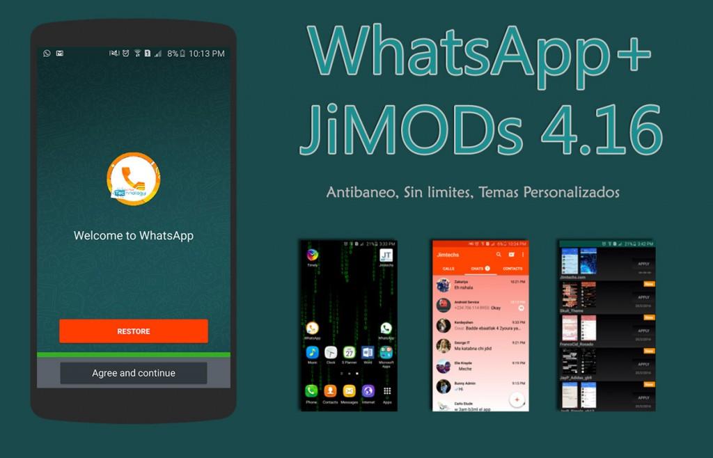 WHATSAPP+ JIMODS V4.16 1