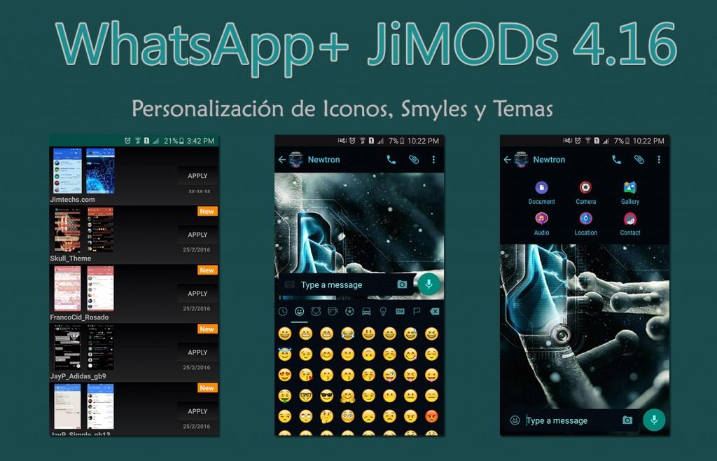 WHATSAPP+ JIMODS V4.16 2