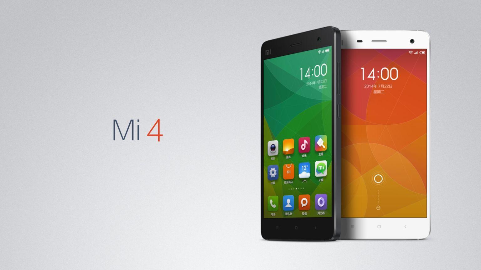 Xiaomi Mi4 vs Microsoft Lumia 535