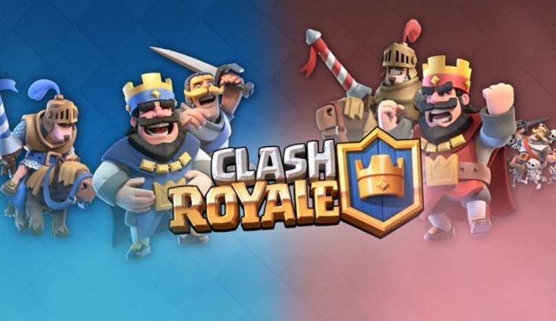 cambiar color nombre clash royale