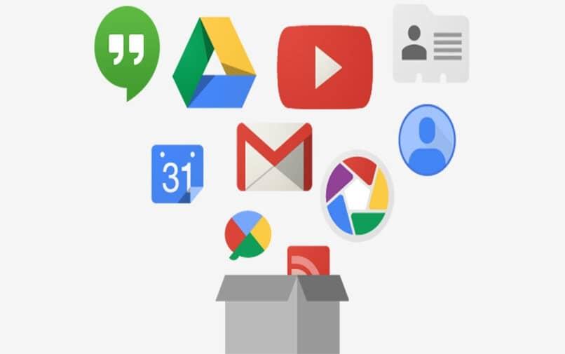 cambiar cuenta predeterminada google