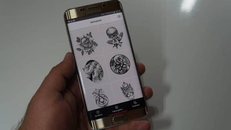 app para disenar tatuajes