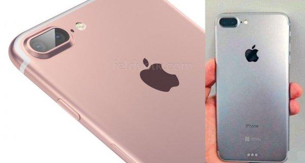 iPhone 7 Plus cámara