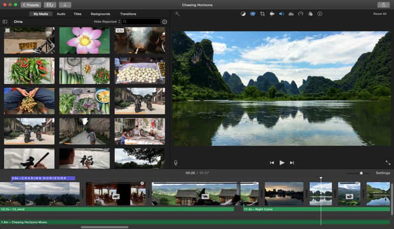 programa edicion videos mac