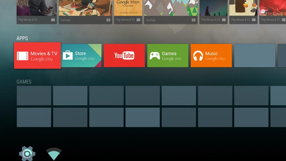 Aplicaciones TV Android 2