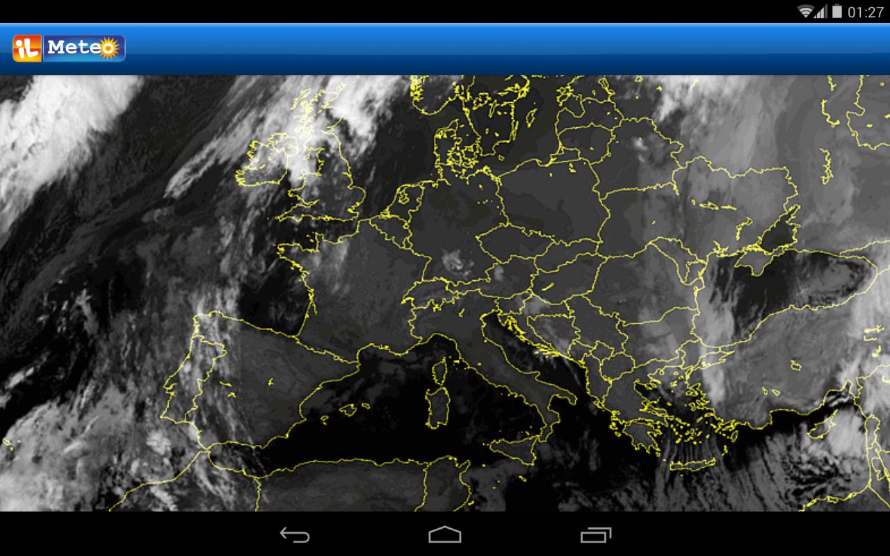Aplicaciones tiempo clima Android 2