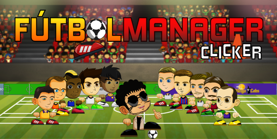 Fútbol Manager Clicker 1