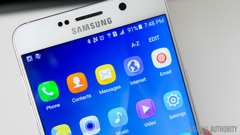Galaxy Note 5 Android 6.0.1 Marshmallow 1