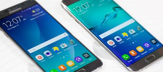Galaxy Note 5 vs Galaxy Note 6
