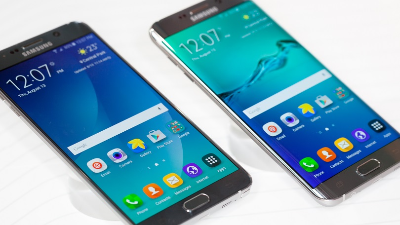 Galaxy Note 5 vs Galaxy Note 6