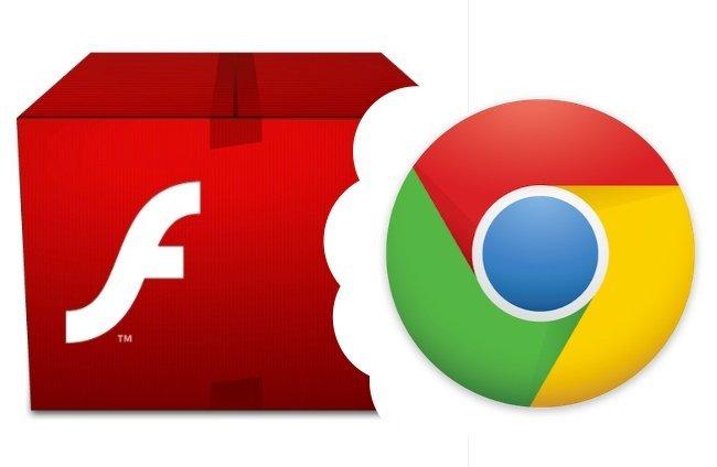 Google Chrome Flash 1