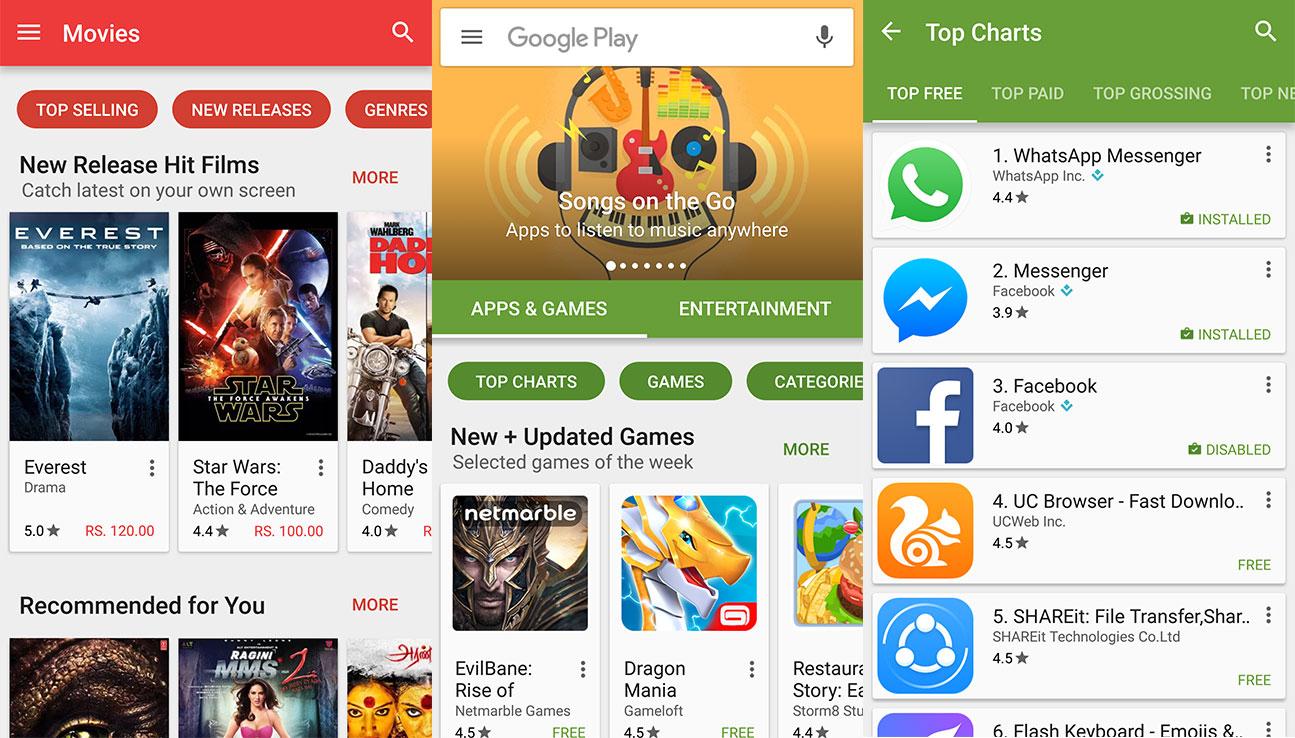 descargar e instalar Google Play Store 6.4.20 2