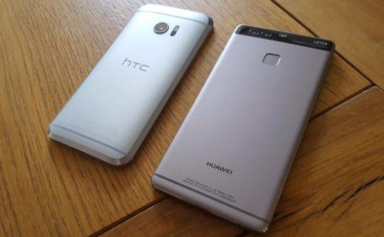 HTC 10 vs Huawei P9 1