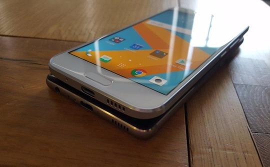 HTC 10 vs Huawei P9 3