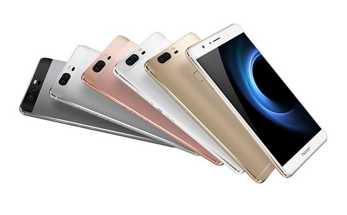 Huawei Honor 7 vs Huawei Honor V8 2
