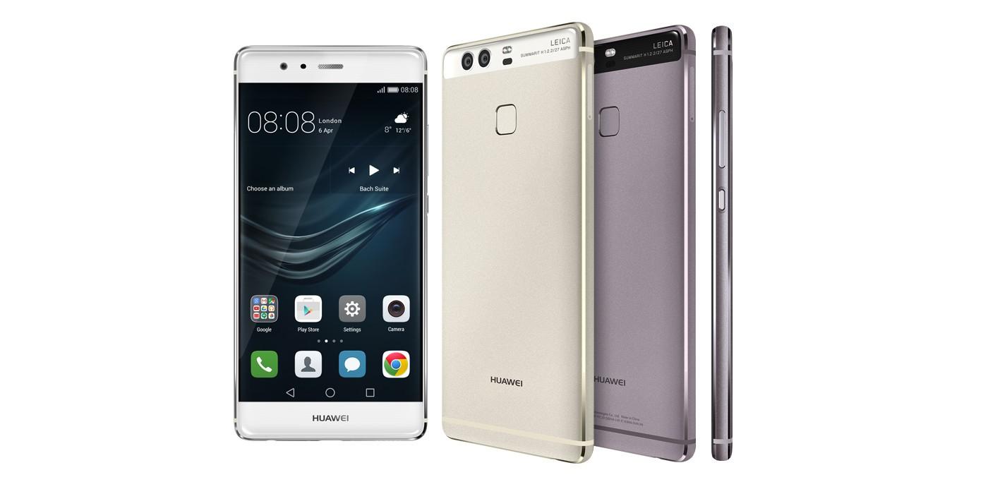 Huawei P9 vs Samsung Galaxy S7 1