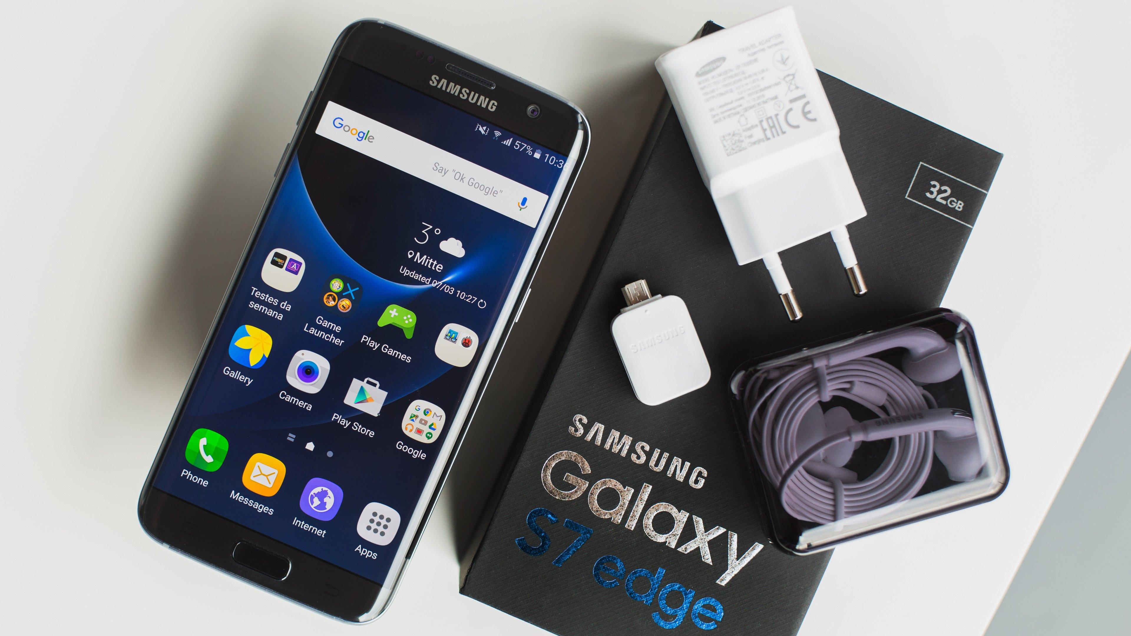 Huawei P9 vs Samsung Galaxy S7 2