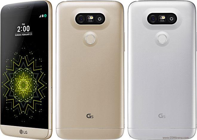 LG G5 vs Lenovo Vibe K5 Plus 1