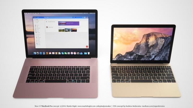 MacBook Pro 2016 2