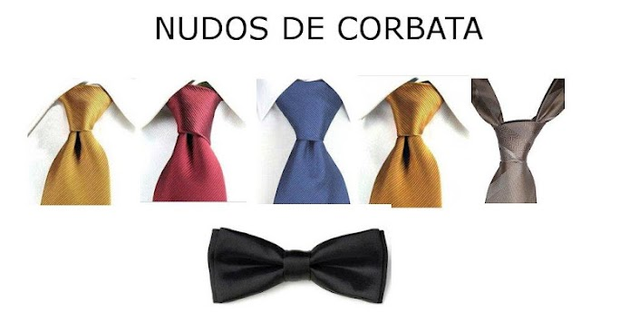 Nudos de corbata