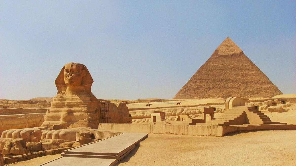 Pirámides Egipto 1