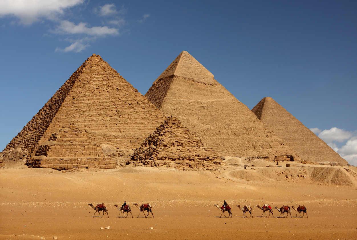 Pirámides Egipto 2