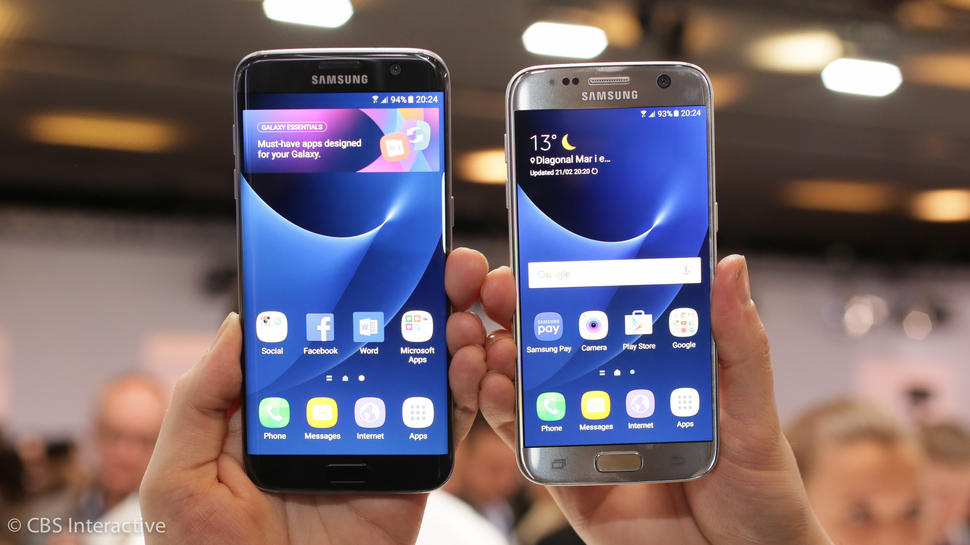 Samsung Galaxy S7 vs Galaxy Note 5 1