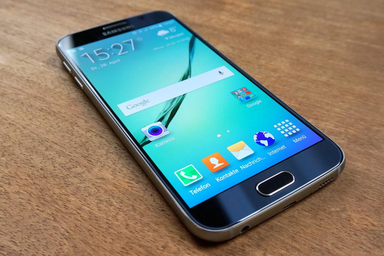 teléfono Samsung Galaxy S8