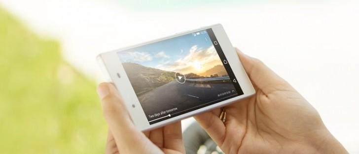 Sony Xperia Z5 vs QMobile Noir S9