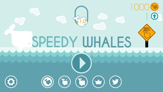 Speedy Whales 4