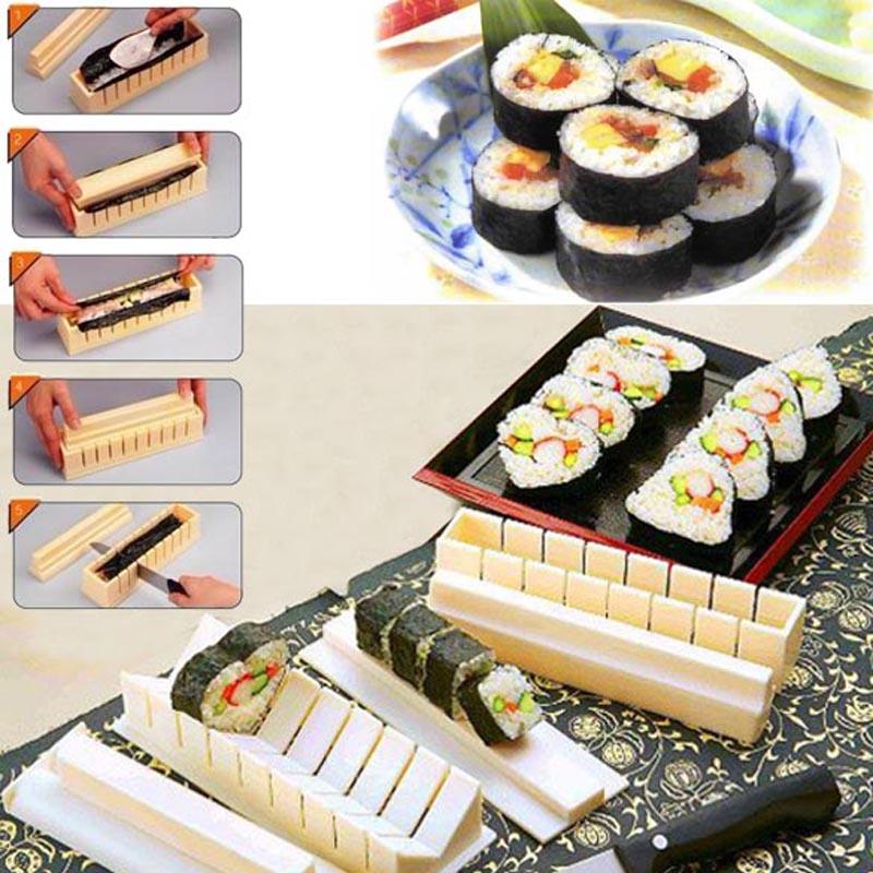 Utensilio para hacer Sushi
